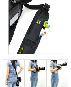 Q-strap for Deborah, my Canon EOS 60d DSLR Camera