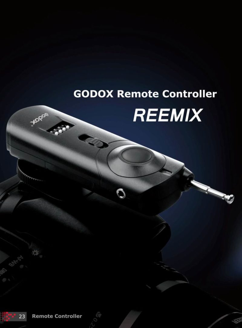 Godox Reemix RMI
