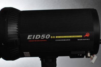CononMark EID50 body