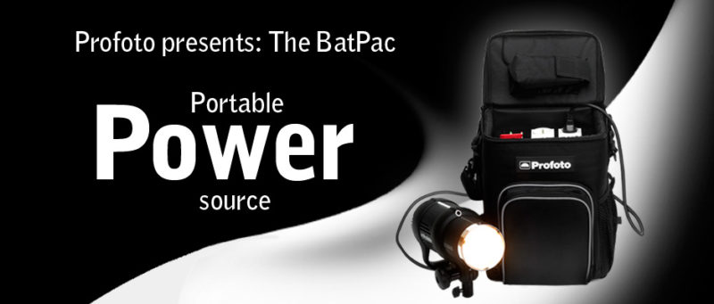 Profoto BatPac portable power source