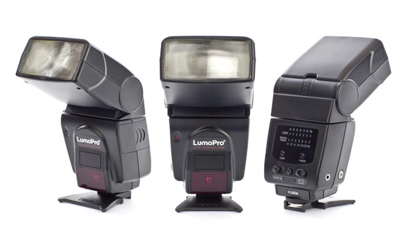 The LumoPro LP180 will have a redesigned body compared to the LP160