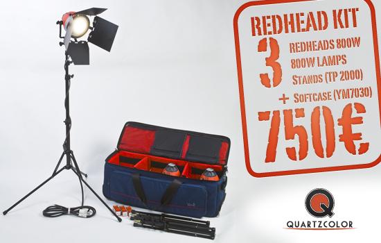 QuartzColor Redhead Dolcevita Kit - €750