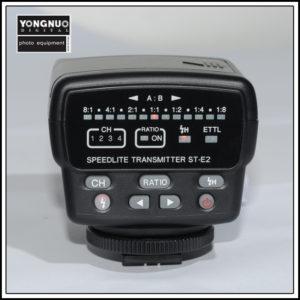 Yongnuo Speedlite Transmitter ST-E2
