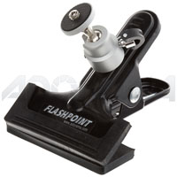 Adorama Flashpoint Clamp with ball head