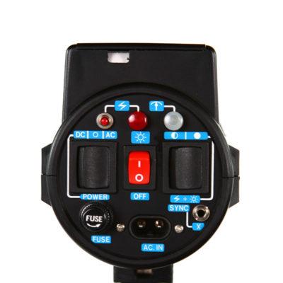 Britek PS-200B control panel