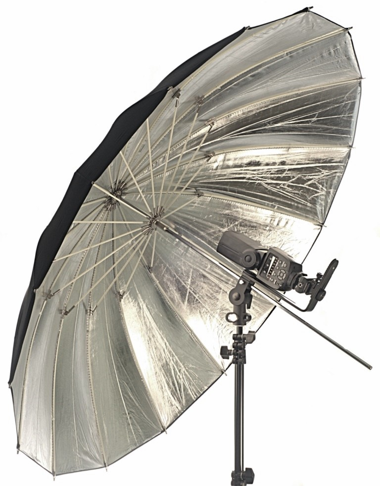 "Hobo Lighting 42"" (105cm) Reflective Parabolic Umbrella"