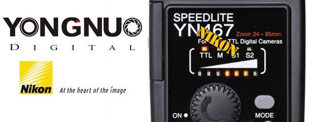 Yongnuo YN-467 for Nikon