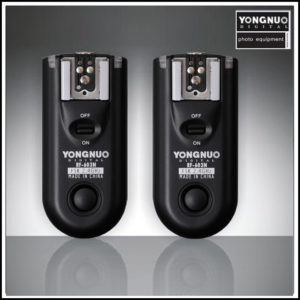 Yongnuo RF-603 Transceivers
