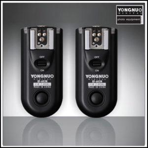 Yongnuo RF-603 Transceivers