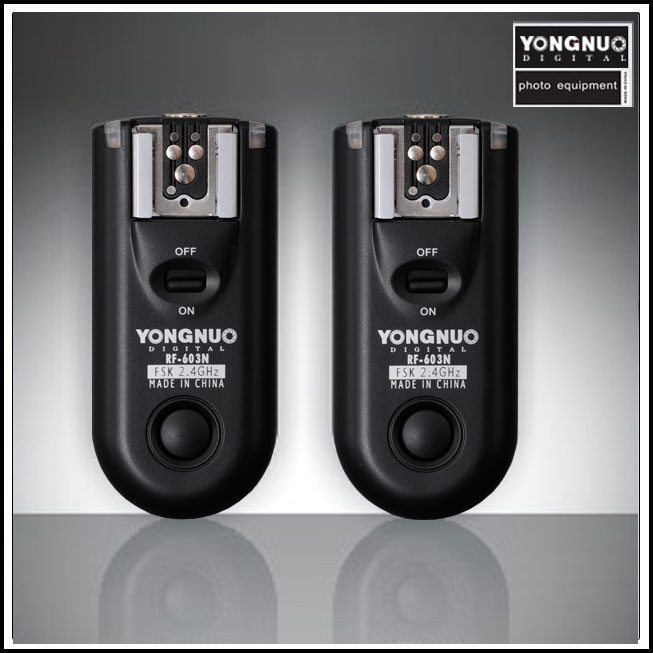 Yongnuo RF 603 Wireless Transceiver System