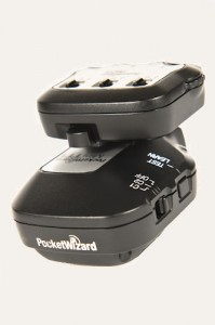PocketWizard AC3 ZoneController on MiniTT1