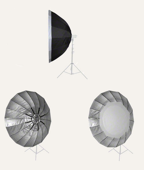 Walimex 16-panel softboxes