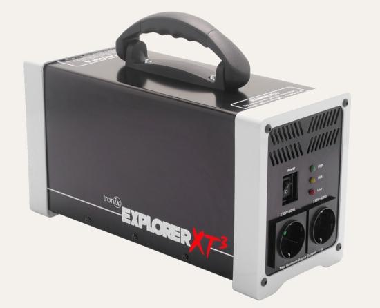 Innovatronix Explorer XT3