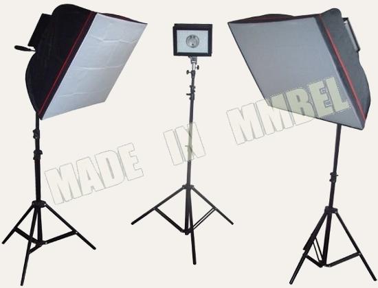 Mmbel Digital LED Studio Flash