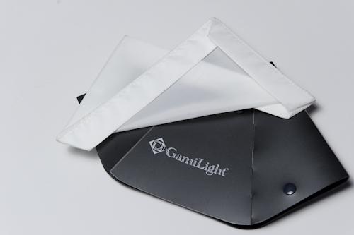 Gami Light Box 21 folded flat