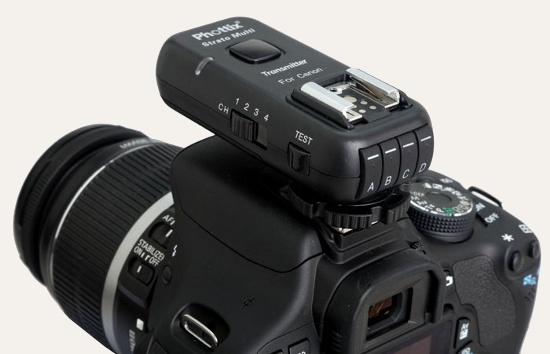 Phottix Strato II Multi transmitter for Canon