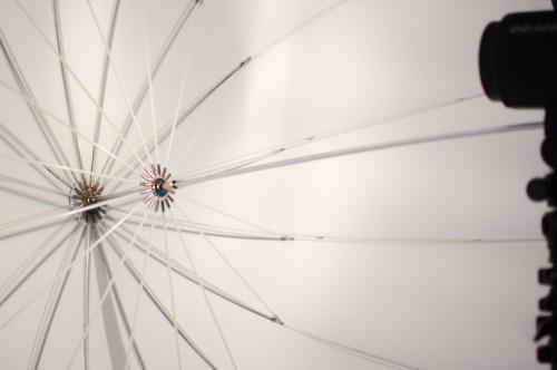 Westcott 7' Parabolic Umbrella shaft