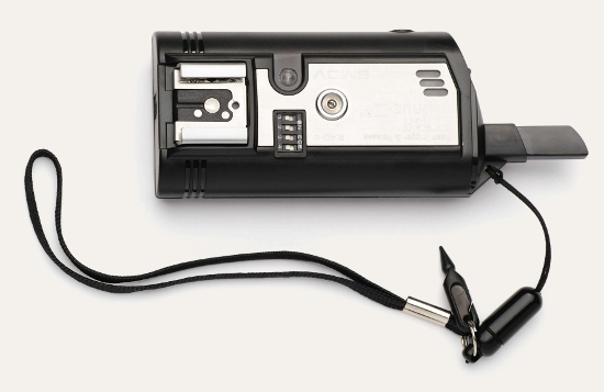 SMDV FlashWave III receiver with lanyard