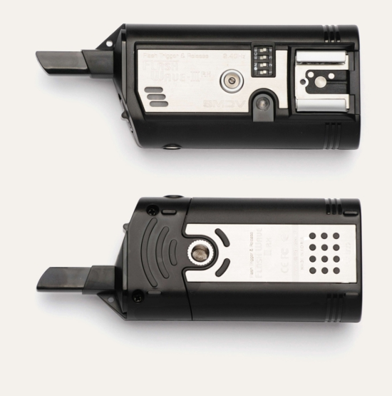 SMDV FlashWave III receiver