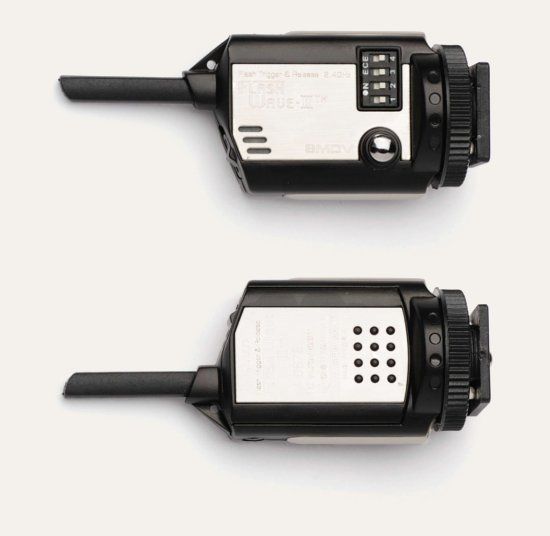 SMDV FlashWave III transmitter