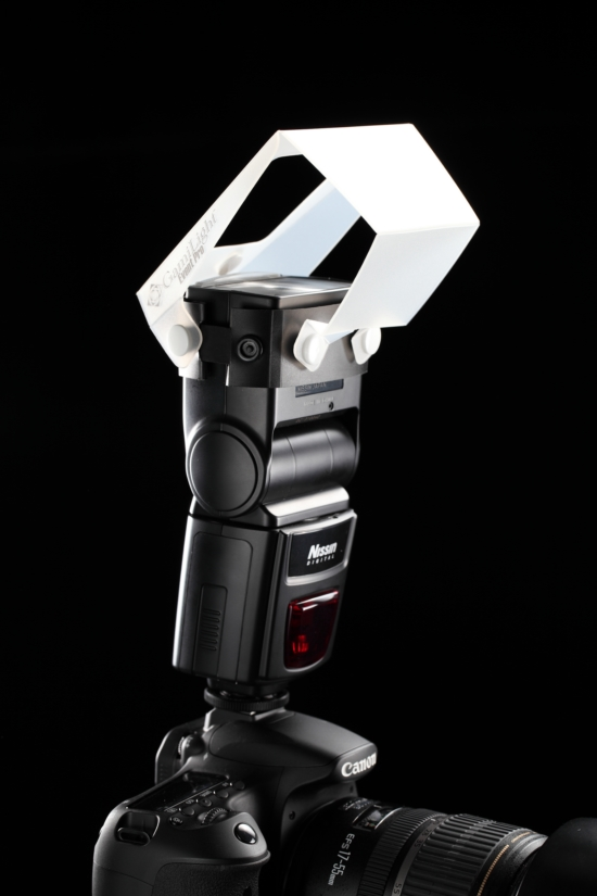 Gami Light Event Pro, mini softbox mode