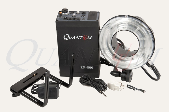 Quantuum Ring Flash RF-800