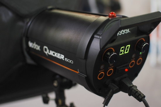 Godox Quicker 600