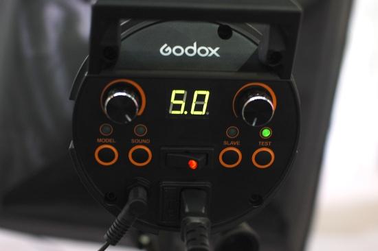 Godox Quicker controls