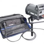 Tronix Explorer Mini 230V with Elinchrom BX500Ri