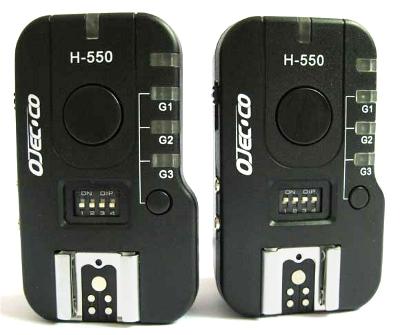 Ojecoco H-550