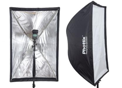 Phottix Easy-Up Umbrella Softbox (60x90cm)