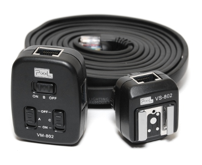 Pixel Componor Combined TTL Cord