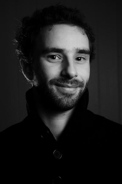 Student conductor Michael Graham