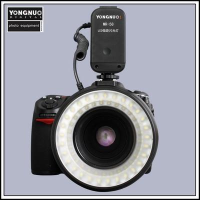 Yongnuo MR-58 Macro Ring Flash
