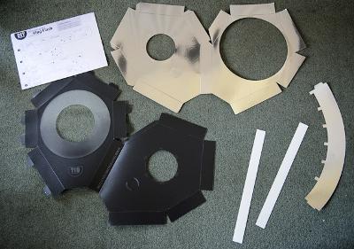 DIY Ring Flash components