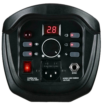Falcon Eyes GL-series control panel