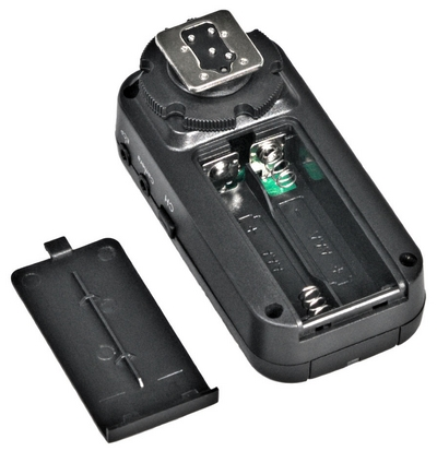 Ojecoco H-430TX battery compartment