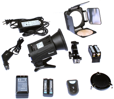Dison Genius X808 with accessories