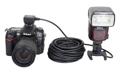 Phottix 10m TTL cord for Nikon