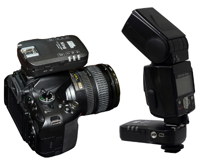 Pixel King i-TTL Flash Trigger for Nikon