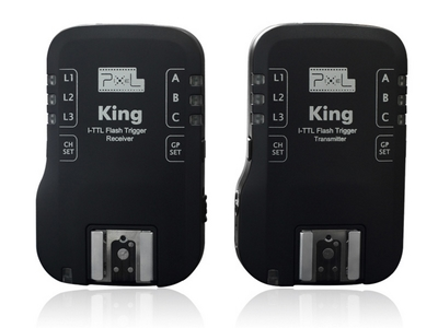 Pixel King i-TTL Flash Trigger