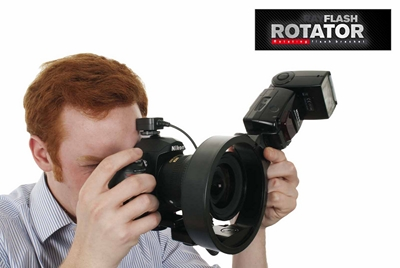RayFlash Rotator