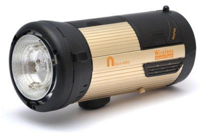 Nice n_flash 480A, bare tube
