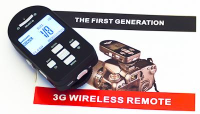 CononMark 3G Wireless Remote