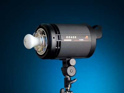 CononMark GE400 with 60W modelling lamp