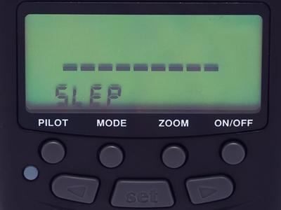 Sleep mode on the MeiKe MK-430