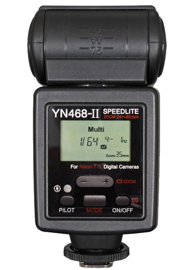 Yongnuo YN468-II for Nikon