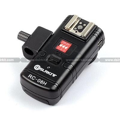 DSLRKIT RC-08H flash trigger receiver