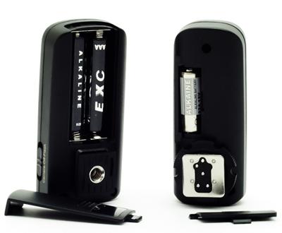 Fottga Lumox 520 battery compartments