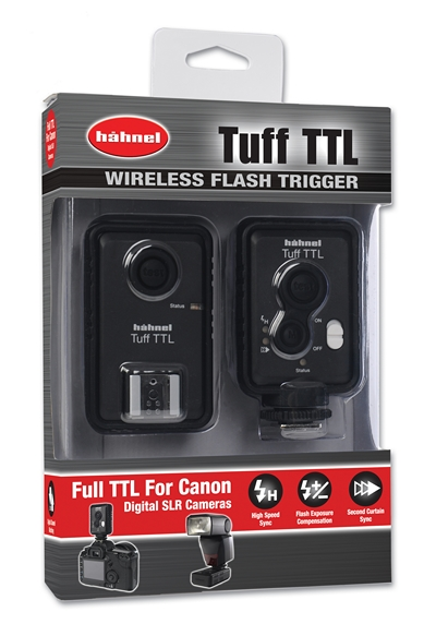 Hahnel Tuff TTL packaged set